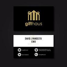 Gifthaus Name Card