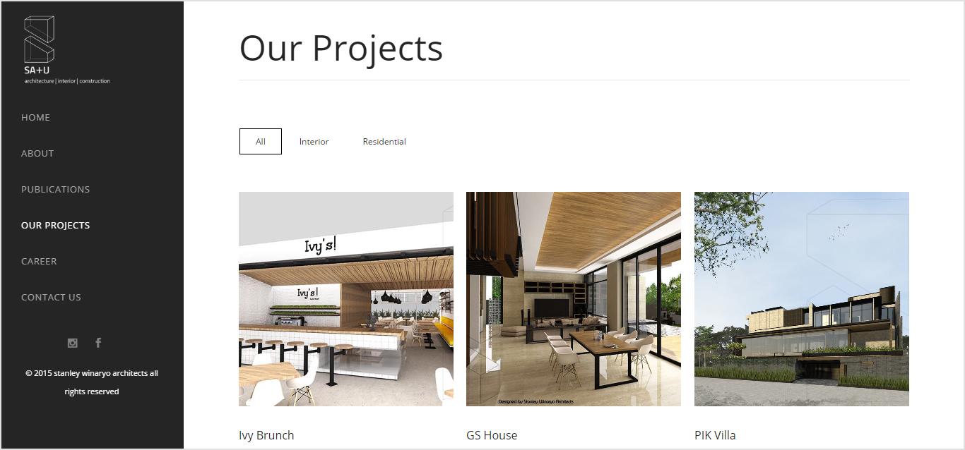 Satuarsitek Project